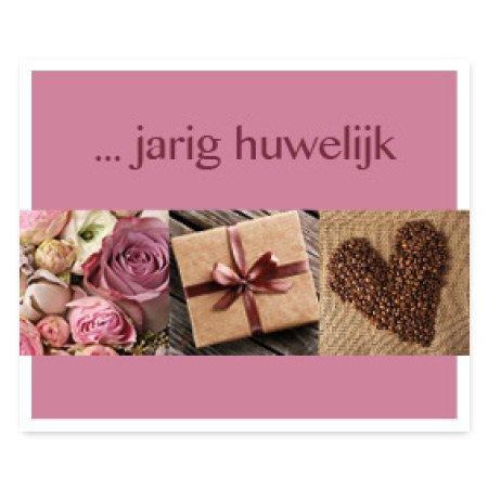 Favourite Bloemen- & Kadokaartjes - Favourite - …jarig huwelijk