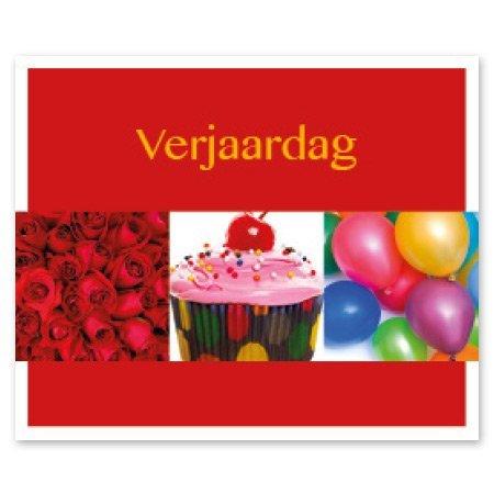 Favourite Bloemen- & Kadokaartjes - Favourite - Verjaardag