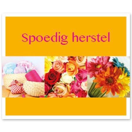 Favourite Bloemen- & Kadokaartjes - Favourite - Spoedig herstel
