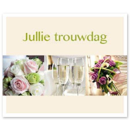 Favourite Bloemen- & Kadokaartjes - Favourite - Jullie trouwdag