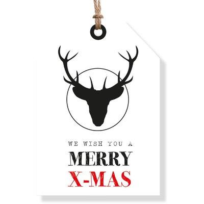 Gelegenheden We wish you a merry X-MAS