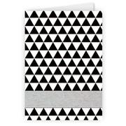 Washi Blanco zwart wit