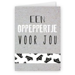 Washi Oppeppertje