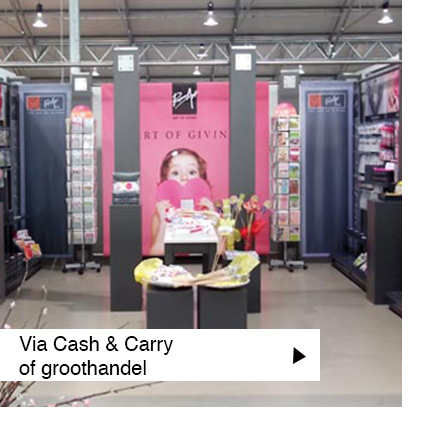 Cash & Carry of groothandel