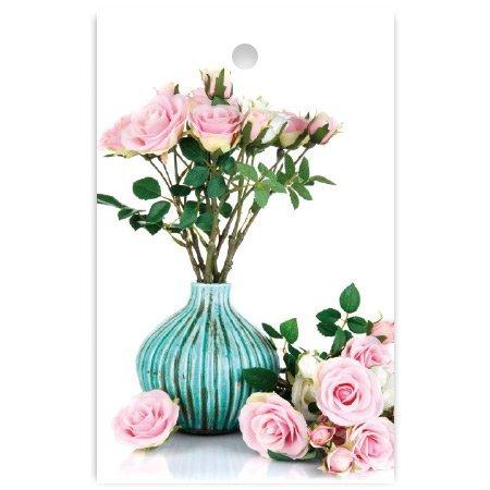 Cosy Kadokaartjes Cosy - Blanco rozen