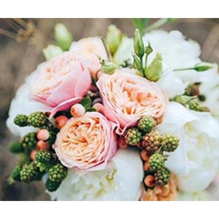 InFlore Kadokaartjes InFlore - boeket rozen