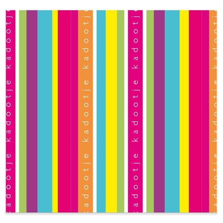 Present Present Kadobonnen - Striped Colours