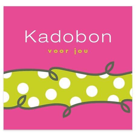 Present Present Kadobonnen - PIP rose
