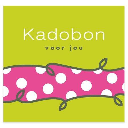 Present Present Kadobonnen - PIP lime
