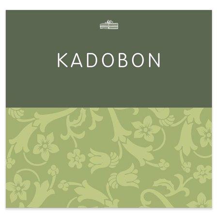 Present Present Kadobonnen - Ornaments green