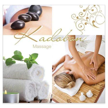 Present Present Kadobonnen - Massage