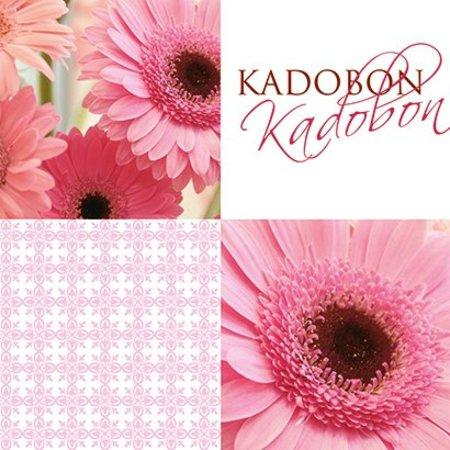 Present Present Kadobonnen - Pink Gerbera