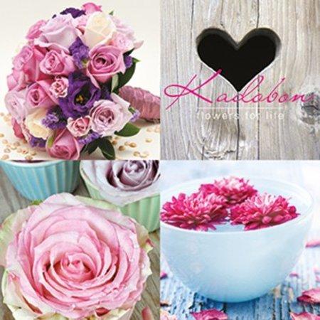 Present Present Kadobonnen - Flowers in Style