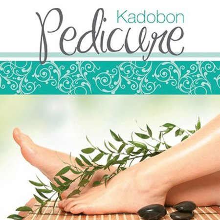 Present Present Kadobonnen - Pedicure aqua