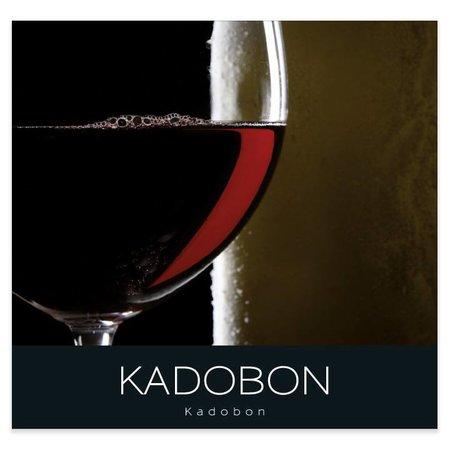 Present Present Kadobonnen - Donkere wijn