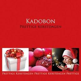 Present Kerst rood