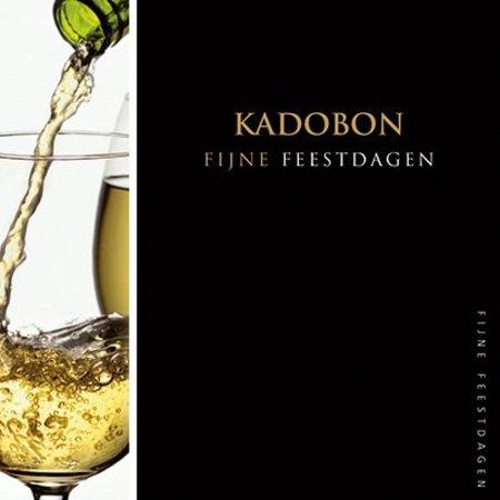 Present Present Kadobonnen - Kerst zwart