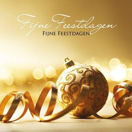 Present Present Kadobonnen - Holidays Gold