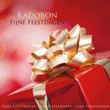 Present Present Kadobonnen - Holidays Red