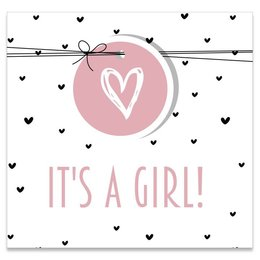 Present Hearts Girl
