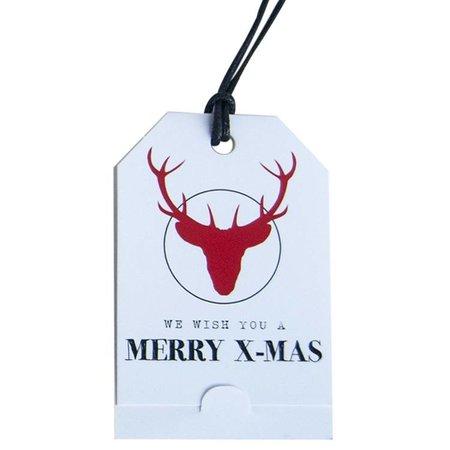 Gelegenheden Reindeer - Merry X-MAS