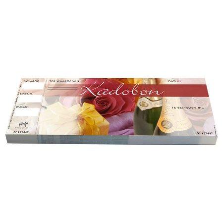 Cheque Kadobonnen - Wine & Roses