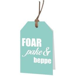 Faor pake & beppe