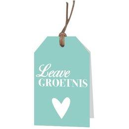 Leave groetnis