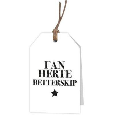 Fan herte betterskip