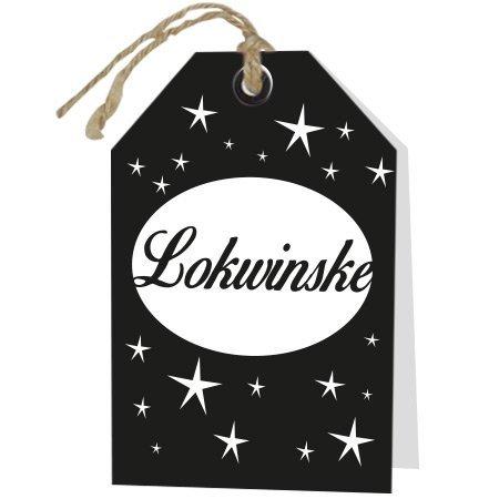 Wenskaarten Rebel30 - Lokwinske