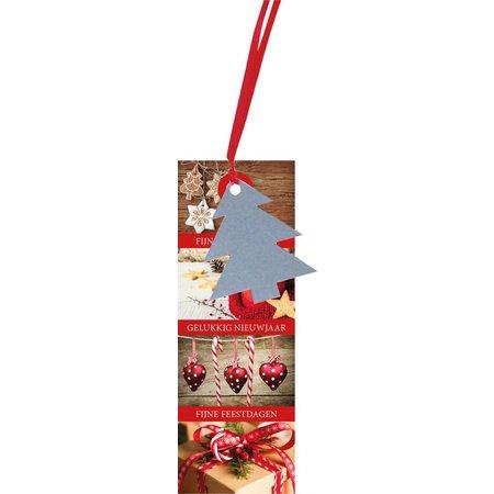 Gelegenheden Kerstlabel navulling - Nerderlands
