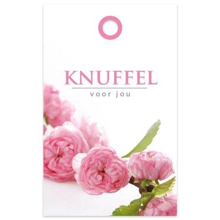 """Basic"" Fleur Kadokaartjes 'Basic' Fleur  - Knuffel"