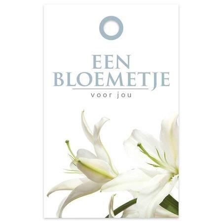 """""""Basic"""" Fleur Kadokaartjes 'Basic' Fleur - Een bloemetje"""