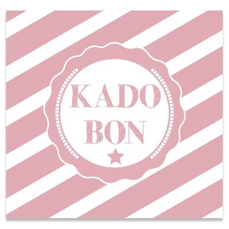Present Present Kadobonnen - Strongly Pink
