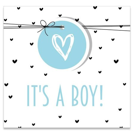 Present Present Kadobonnen - Hearts Boy