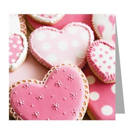 Gelegenheden Heart cookies