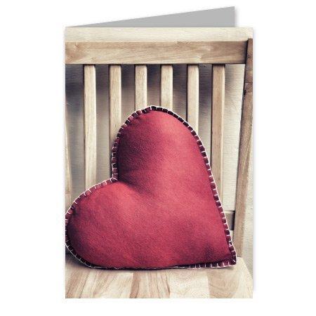 Gelegenheden Kadokaartjes - Valentijn - Red Heart
