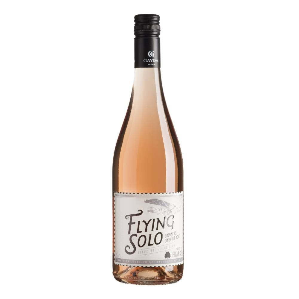 Domaine Gayda Flying Solo Rosé 2015