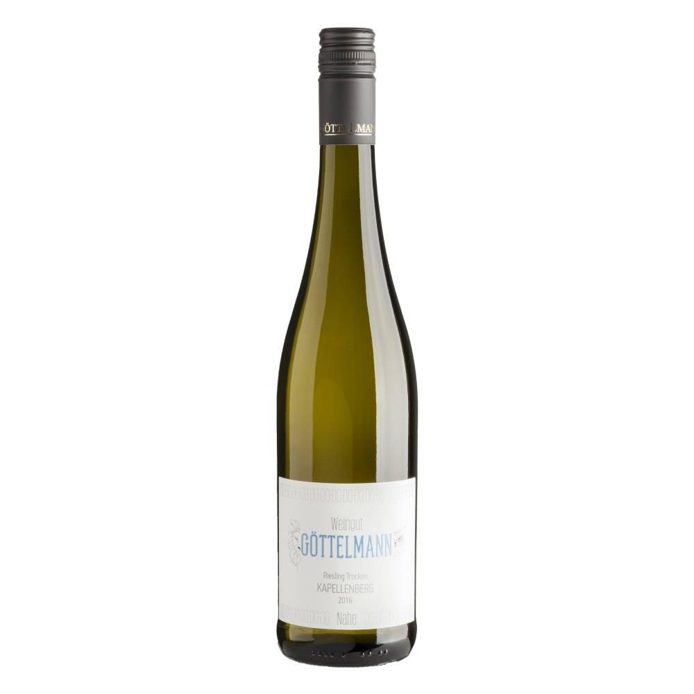 Weingut Göttelmann Kapellenberg Riesling Trocken 2016