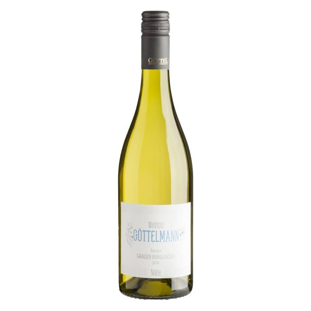 Weingut Göttelmann Grauerburgunder Trocken 2016