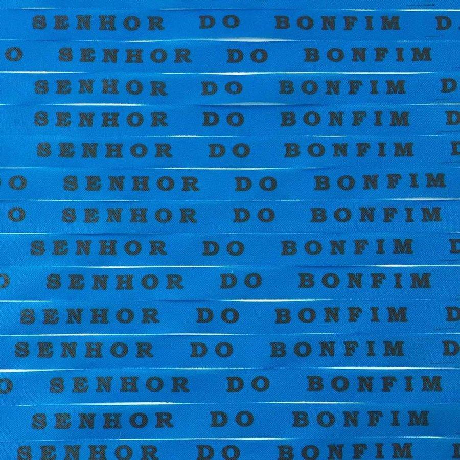 Bonfim rolletje blauw 43m
