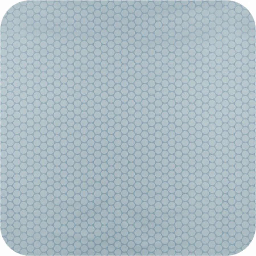 Gecoat  tafelkleed oceaan groen 2,5m x 1,4m