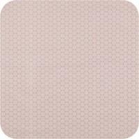 Gecoat  tafelkleed roze 2,5m x 1,4m