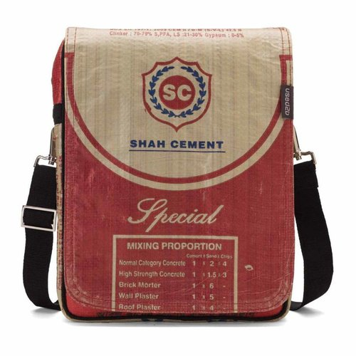 Urban messenger cement rood