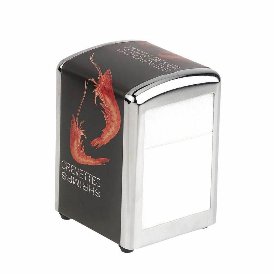Tork Fastfold-dispenserservetten doos a 36 x 300 servetjes compactvouw
