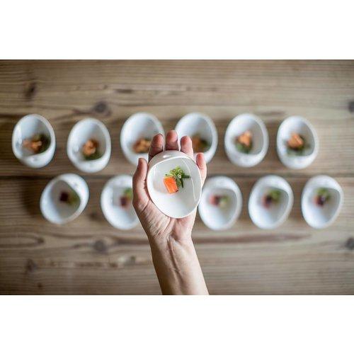 Jomon Mini Wit Bowl 4-delig