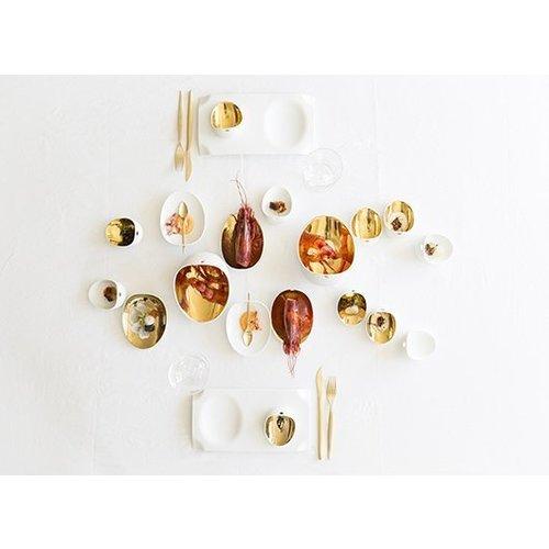 Jomon Mini Goud Bowl 4-delig