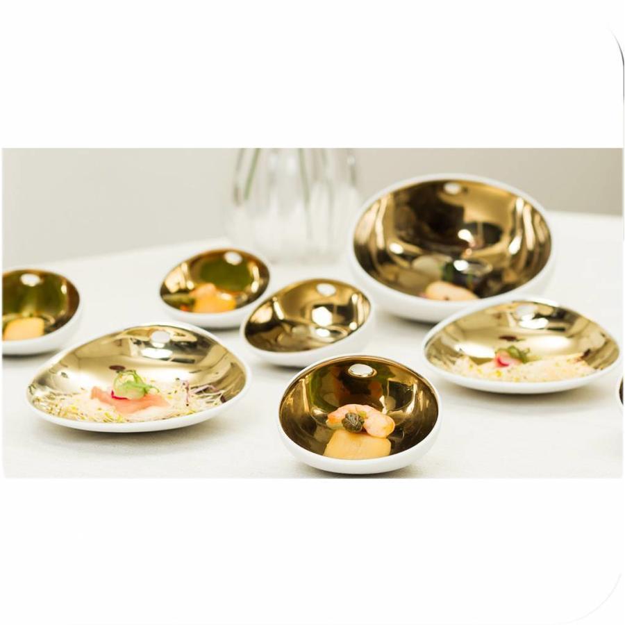 Cookplay Jomon small schaaltje goud