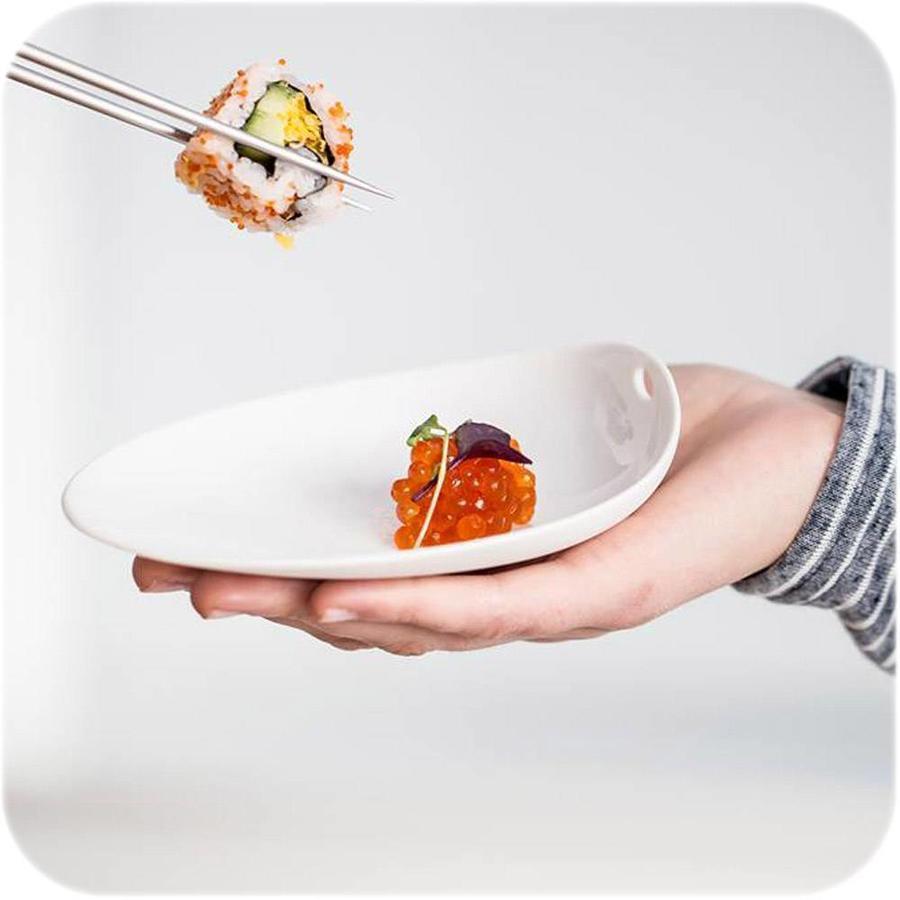 Cookplay Jomon small wit porselein-SET4