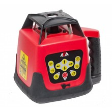 ADA  Rotary 500HV Red rotation laser